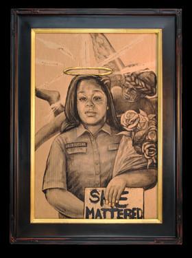 Breonna Taylor  I  She Mattered, 2020, 2020