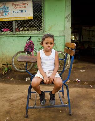Una, Barrio Casa de Tabla, Nicaragua, 2015