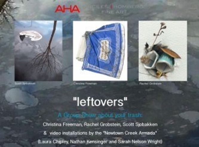 Leftovers - a show about our trash