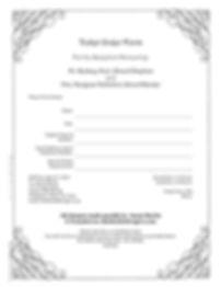 Grand Chaplain - Grand Warder 2020 May 2