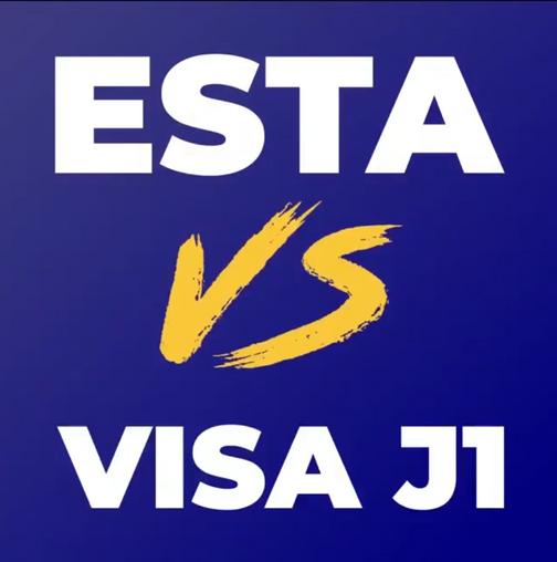 Explication du visa J-1