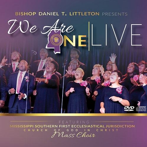 We Are One Live Digital Download