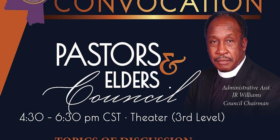 Pastors and Elders Council