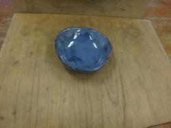 みくまの支援学校生徒の作品皿
