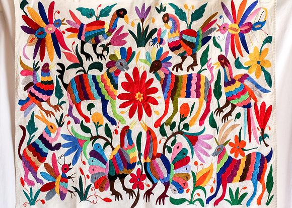 Multicolor Square