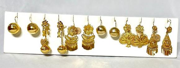 Filigrana Earrings-Small