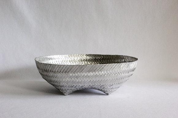 Large Flat Bowl