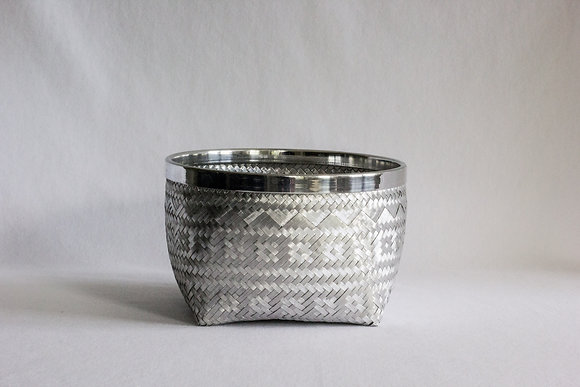 Medium Basket with Rim