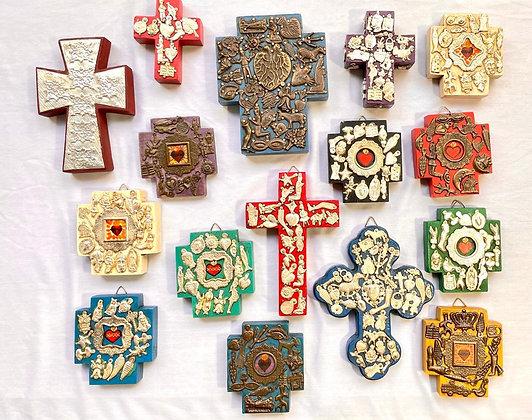 Milagros & Crosses