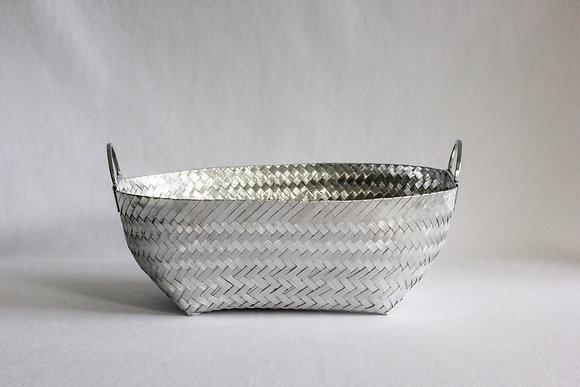 Medium Oval Basket with Handles