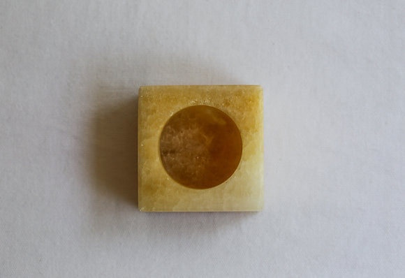 Small Square Candle Holder