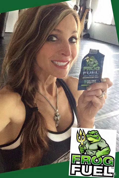 Happy Saturday! Ever tried Frog Fuel_!_ 🐸_This little packet saves me every time! Predigested prote