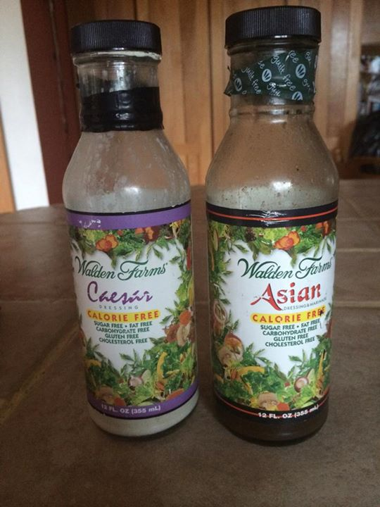 Facebook - This dressing is BOMB!! Sugar free, fat free, carb free, gluten free,