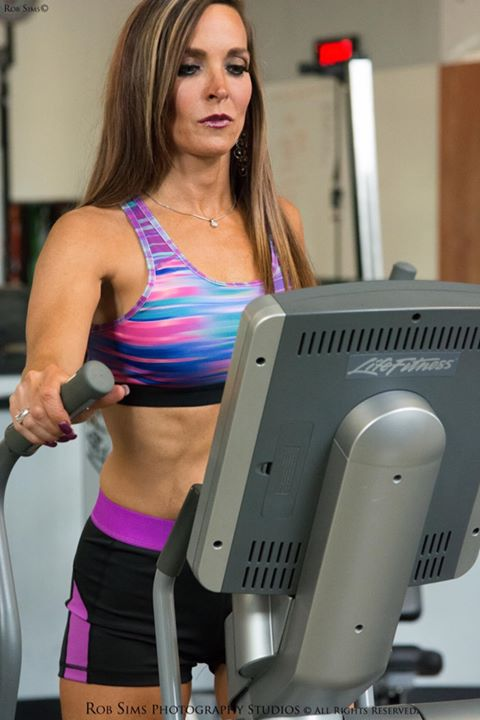 Research has shown that adding some fasted cardio in your weekly exercise (combined with caloric res