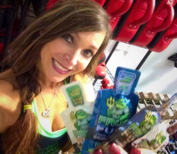 Pick a frog any frog 🐸🐸 LOVE THIS STUFF!_Frog fuel is my go to when I need extra quality protein o