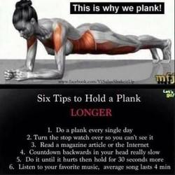 Facebook - This is one of my favorite exercises because it hits so many muscle g