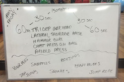 Facebook - Friday fun 😊 Today, I took my class through this pyramid type workou