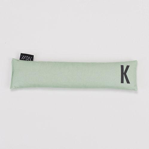 K字母踢踢抱枕 - (A-Z)