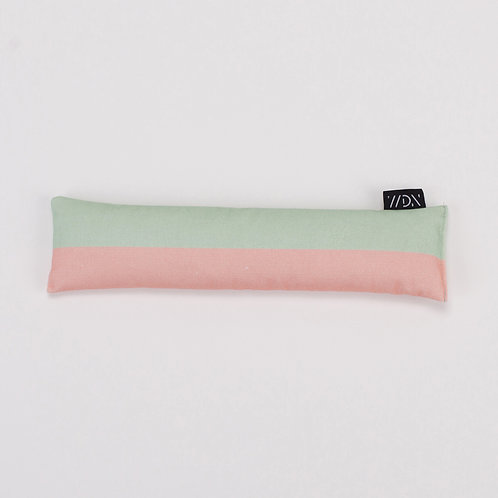 Colour Blocking Kicker - Smoke Green / Coral Pink