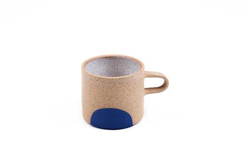 Blue Dot Mug