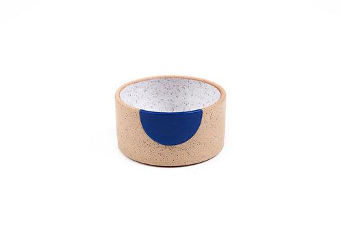Blue Dot Bowl