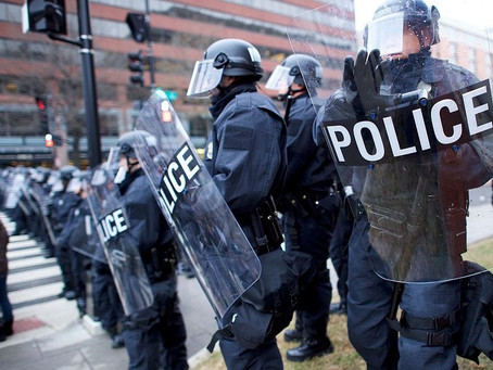 """""""Defund the Police"""""""