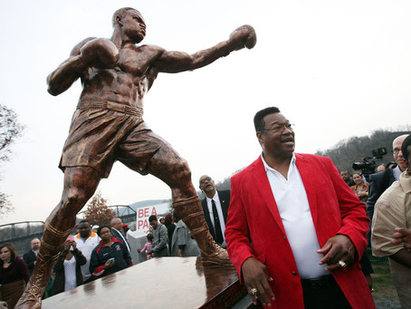 We Need a Literary Movement for Larry Holmes