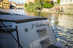 Location Bateau Strasbourg