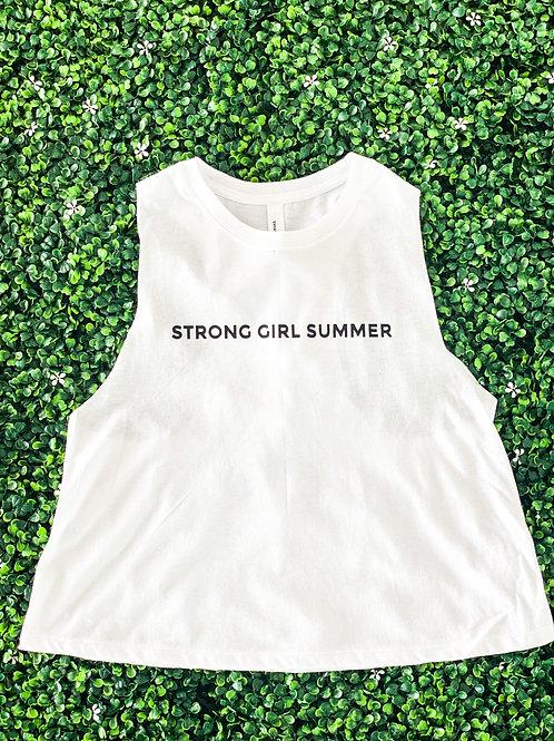 Strong Girl Summer Tank