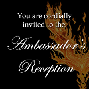 Ambassador's Reception