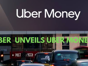 Uber Money: How Big Tech is reinventing mobile payments.