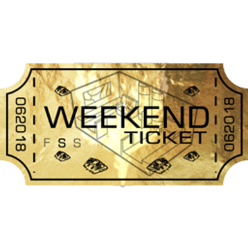 Lavecon 2021 Gold Weekend Ticket for 2 (Double Room)