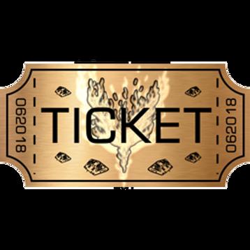 Lavecon 2021 - Bronze Child Saturday ticket