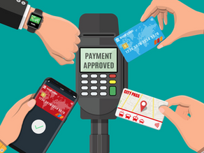 Cashless payment is booming, thanks to coronavirus. So is financial surveillance.