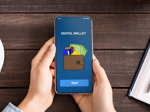 REPORT: Digital wallets are becoming a huge trend.