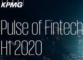 Australian fintech VC investment bullish in 2020, merger activity declines: KPMG Pulse of Fintech.