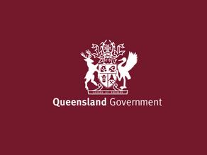 Queensland Treasury falls behind in its bills.