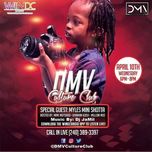 DMV Culture Club Interview