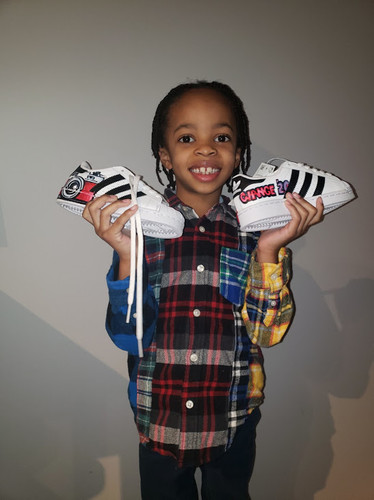 Custom Shoes from Shoe City