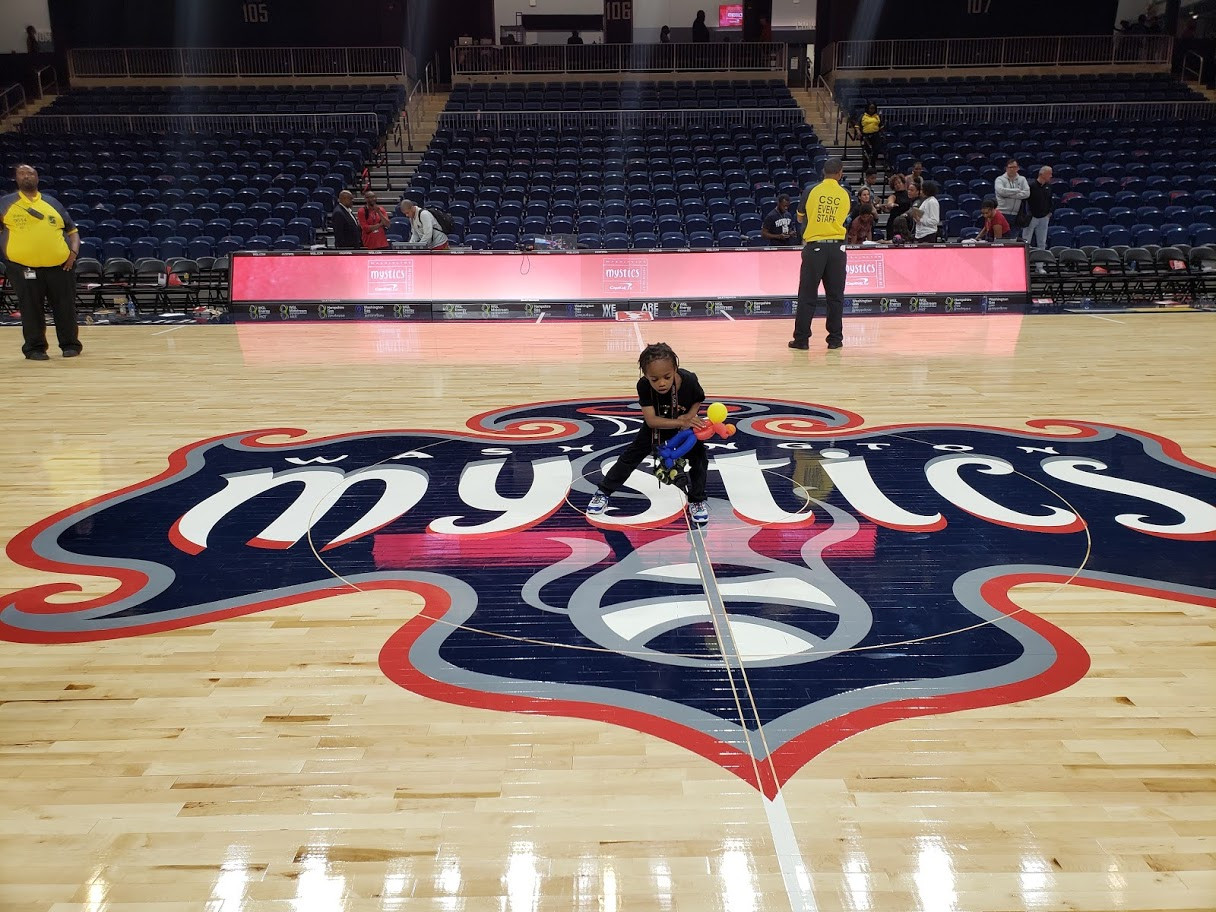 Mystics Game Coverage