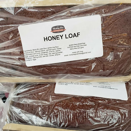 CAKE Honey Loaf