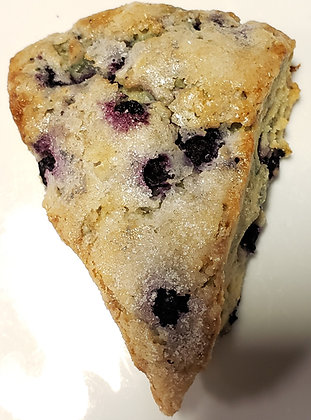 SCONES Wild Blueberry Vegan 4pk