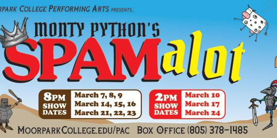 """Spamalot"" - A Formidable Show!"