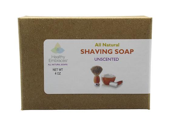 Shaving Soap-Unscented