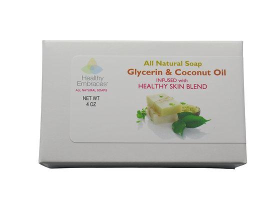 Glycerin & Coconut Oil - Healthy Skin