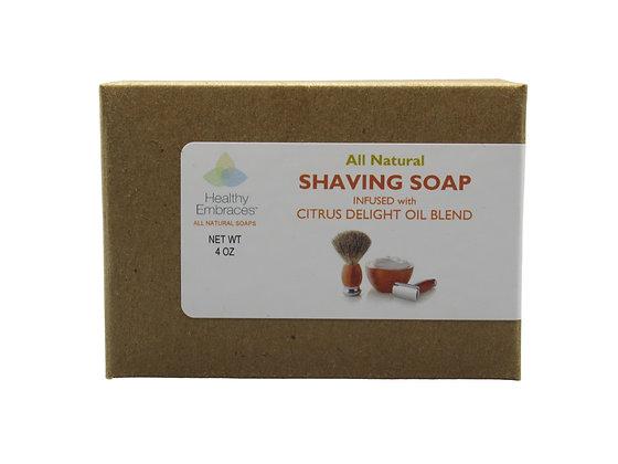 Shaving Soap-Citrus Delight