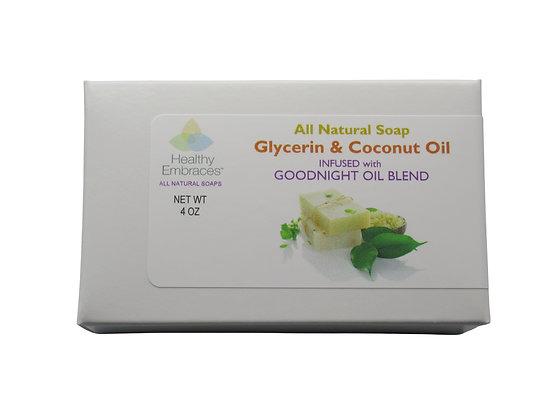 Glycerin & Coconut Oil - Good Night