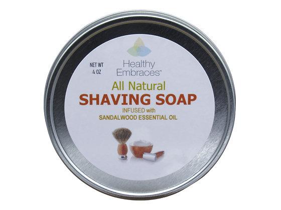 Shaving Soap - Sandalwood