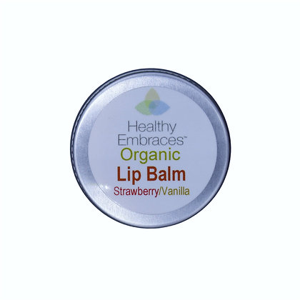 Strawberry/Vanilla Lip Balm