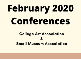 February 2020 Conferences